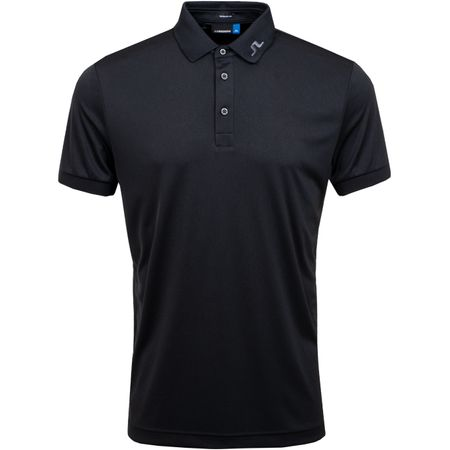 Golf undefined KV Regular TX Jersey Black - AW19 made by J.Lindeberg