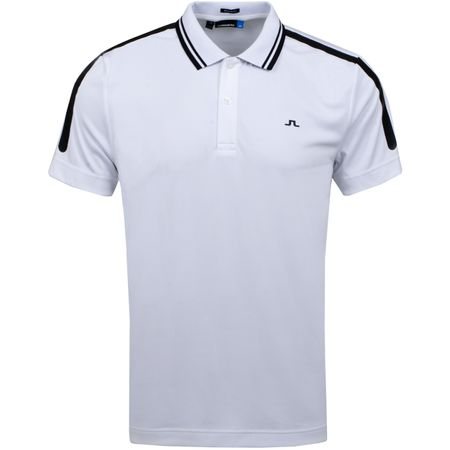 Golf undefined Ted Slim TX Coolmax White - AW19 made by J.Lindeberg