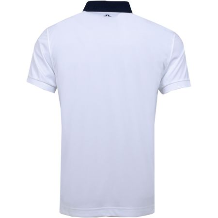Golf undefined Lucas Slim TX Jersey White - AW19 made by J.Lindeberg