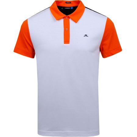 Golf undefined Bob Regular Cotton Poly White - AW19 made by J.Lindeberg