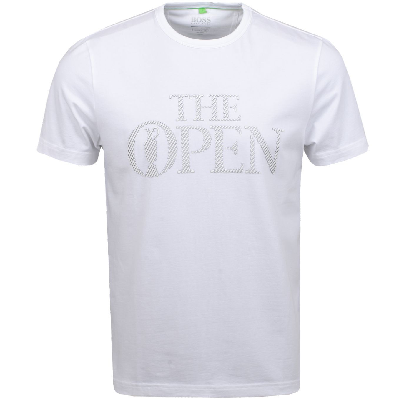 BOSS Teyne T Shirt in White