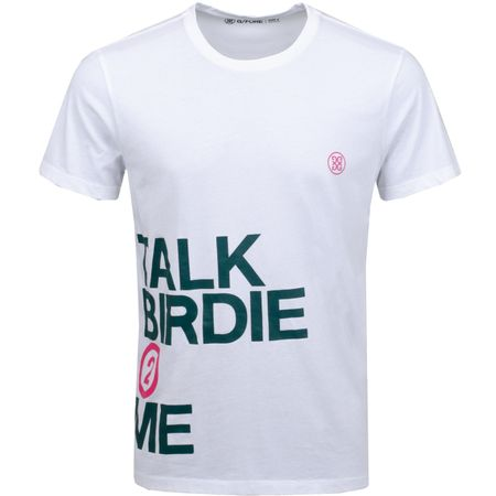 Golf undefined Talk Birdie Tee Snow - AW19 made by G/FORE