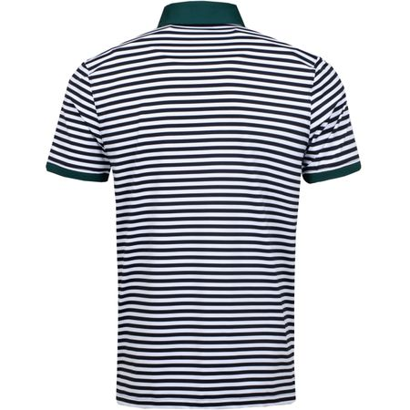 Polo G4 Stripe Polo Onyx - AW19 G/FORE Picture