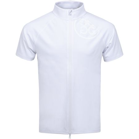 Golf undefined Short Sleeve Mid Snow - AW19 made by G/FORE