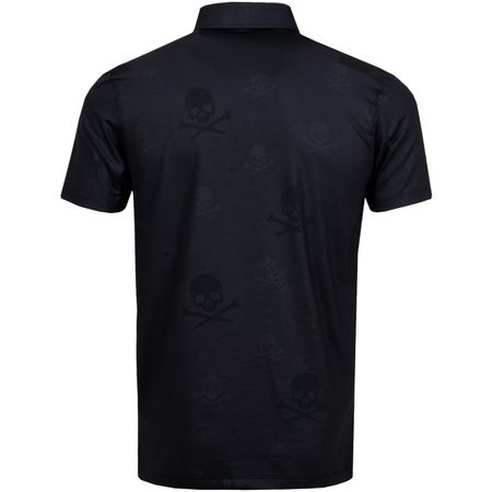 Golf undefined Skull & T's Embossed Polo Onyx - AW19 made by G/FORE