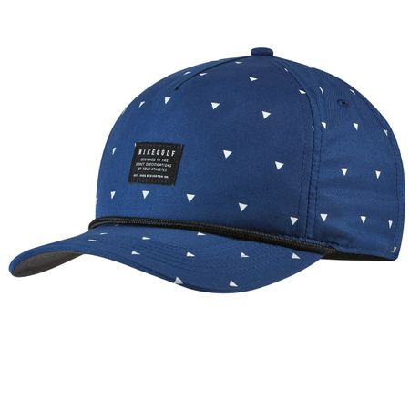 Golf undefined Aerobill Classic 99 Print Cap Blue Void/Anthracite - AW19 made by Nike Golf