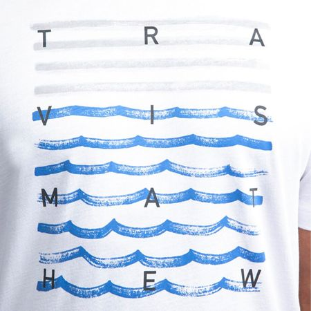 TShirt Race Horse White - AW19 TravisMathew Picture
