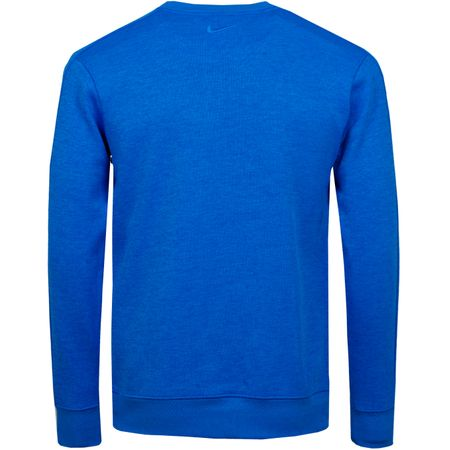 Golf undefined Dry Top Crew Sweater Photo Blue - AW19 made by Nike Golf