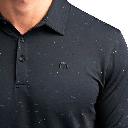 Polo Mirror In The Bathroom Black - AW19 TravisMathew Picture