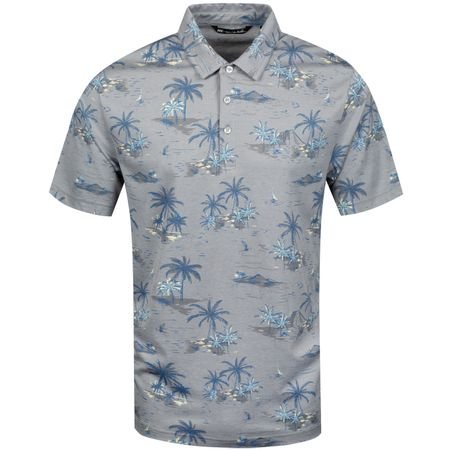 Polo Whatitisliz Heather Quiet Shade - AW19 TravisMathew Picture
