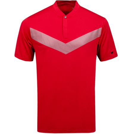 Polo TW Dry Vapor Reflect Blade Polo Gym Red/Black - AW19 Nike Golf Picture