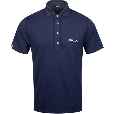 Polo Oxford Tech Pique French Navy - AW19 Polo Ralph Lauren Picture