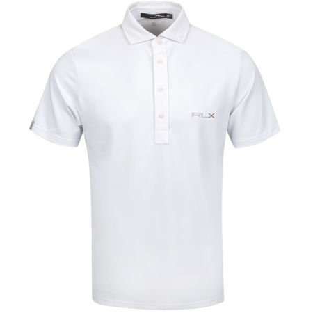 Golf undefined Oxford Tech Pique Pure White - AW19 made by Polo Ralph Lauren