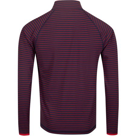 MidLayer Striped Mid Twilight/Cabernet - AW19 G/FORE Picture