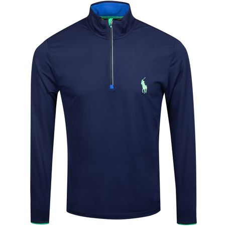 Golf undefined Lightweight Performance Interlock HZ French Navy - AW19 made by Polo Ralph Lauren