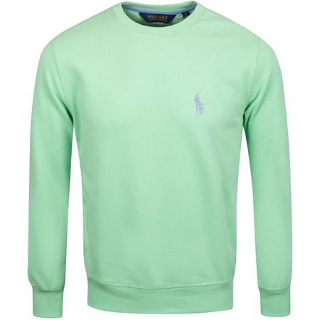 Hoodie Performance Crewneck Sweater Spring Leaf - AW19 Polo Ralph Lauren Picture