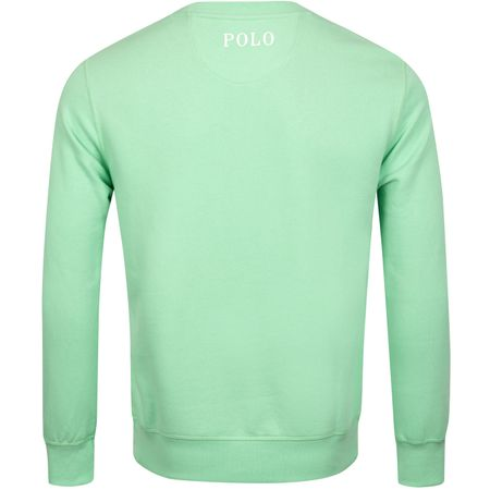 Golf undefined Performance Crewneck Sweater Spring Leaf - AW19 made by Polo Ralph Lauren