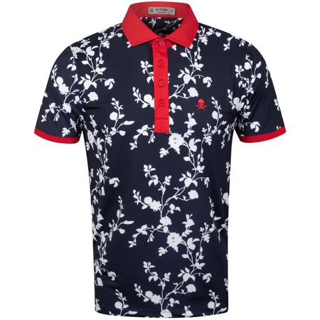 Golf undefined G4 Rosebud Polo Twilight - AW19 made by G/FORE