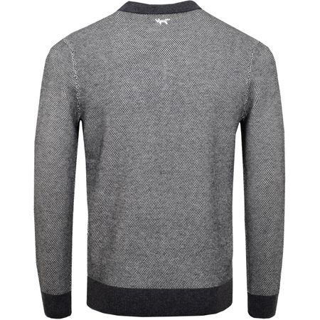 Golf undefined Heathered Twist LS Polo Grey - SS19 made by Wolsey