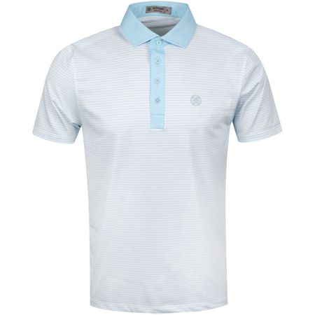 Golf undefined Narrow Stripe Polo Capri - AW19 made by G/FORE