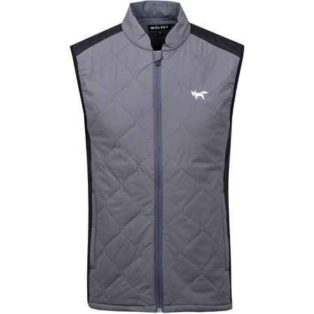 Golf undefined Insulator Gilet Grey - 2019 made by Wolsey