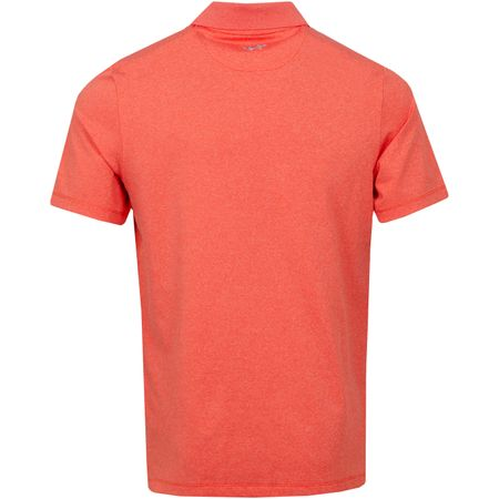 Golf undefined Hillwell Classic Technical Polo Deep Mandarin - SS19 made by Wolsey