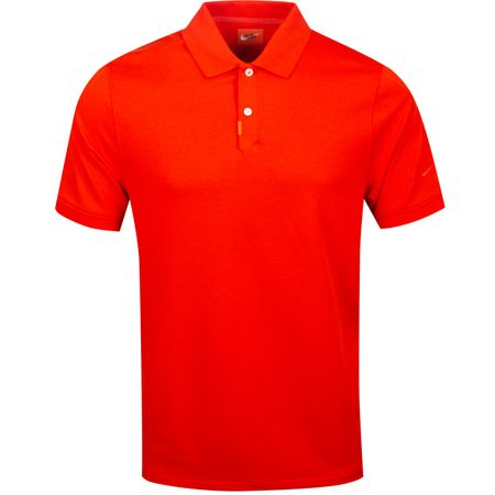 Polo The Nike Polo Habenero Red Nike Golf Picture
