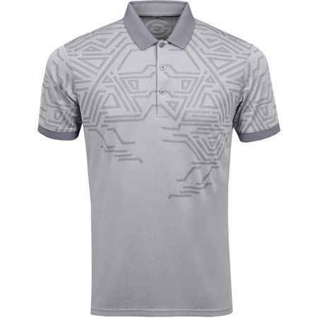 Golf undefined Merell Ventil8+ Polo Sharkskin - AW19 made by Galvin Green
