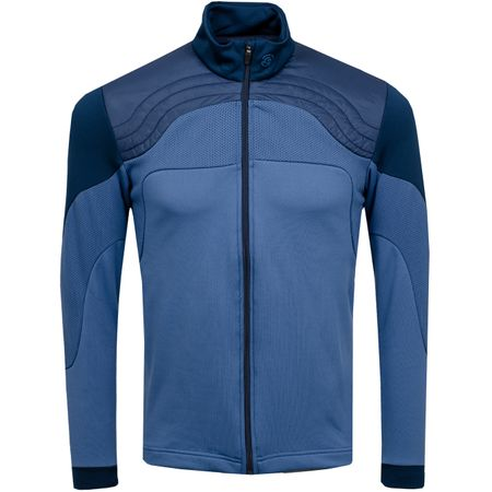Golf undefined Don Insula Jacket Ensign Blue/Navy - AW19 made by Galvin Green
