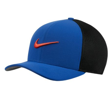 Golf undefined Aerobill Classic 99 Mesh Cap Indigo Force/Black made by Nike Golf