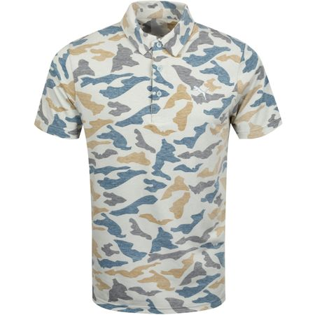 Golf undefined Raleigh Polo Gibraltar Sea - AW19 made by Puma Golf