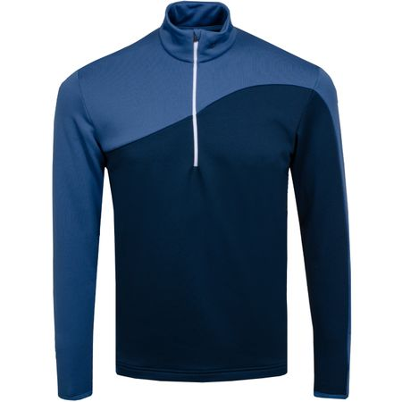 Golf undefined Dylan HZ Insula Jacket Ensign Blue/Navy/White - AW19 made by Galvin Green