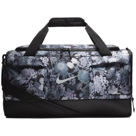 TravelGear Floral Print Sports Duffel Bag Anthracite Nike Golf Picture