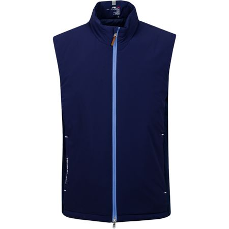 Golf undefined Ascent Stretch Nylon Vest French Navy - AW19 made by Polo Ralph Lauren
