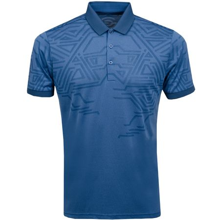 Golf undefined Merell Ventil8+ Polo Ensign Blue - AW19 made by Galvin Green