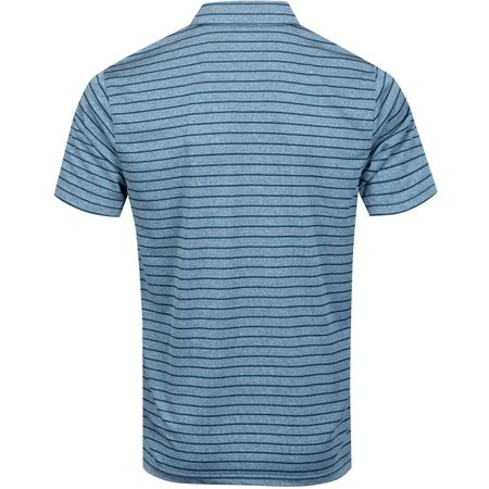 Golf undefined Rotation Stripe Polo Gibraltar Sea - AW19 made by Puma Golf