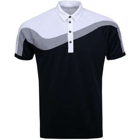 Polo Magnum Ventil8+ Polo Black/White/Sharkskin - AW19 Galvin Green Picture