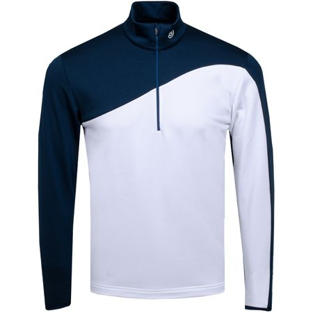 Golf undefined Dylan HZ Insula Jacket Navy/White - AW19 made by Galvin Green