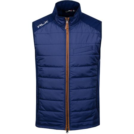 Golf undefined Cool Wool Vest French Navy - AW19 made by Polo Ralph Lauren