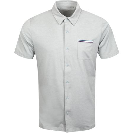 Golf undefined Tradewinds Shirt Quarry Heather - AW19 made by Puma Golf
