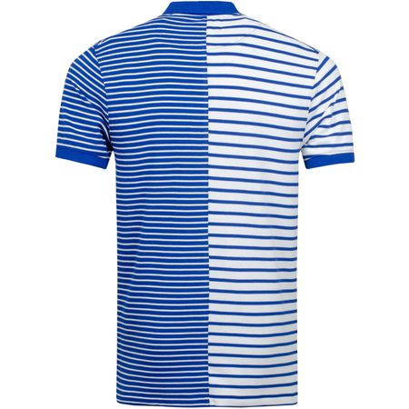 Golf undefined The Golf Stripe Polo Indigo Force/Sail made by Nike Golf