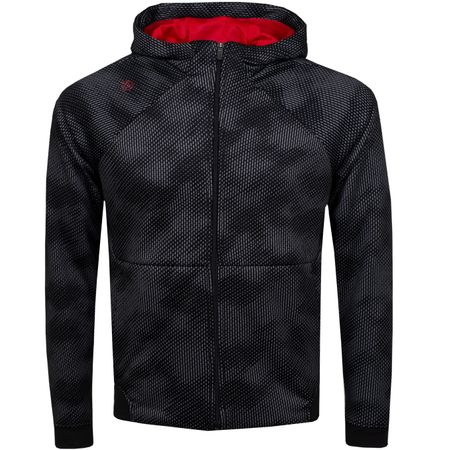 Golf undefined Dolph Insula Jacket Black/Red - AW19 made by Galvin Green