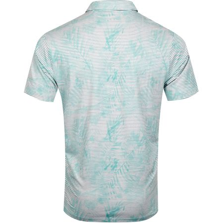 Golf undefined Fronds Polo Blue Turquoise - AW19 made by Puma Golf