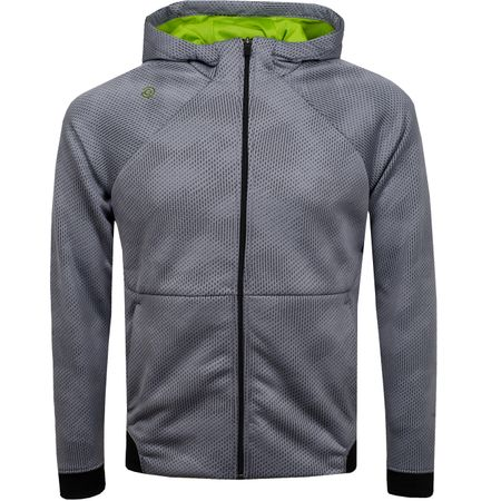 Golf undefined Dolph Insula Jacket Sharkskin/Lime - AW19 made by Galvin Green