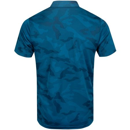 Golf undefined Alterknit Camo Polo Gibraltar Sea - AW19 made by Puma Golf