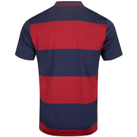 Golf undefined Rugby Polo Peacoat/Rhubarb - AW19 made by Puma Golf