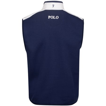 Golf undefined x Justin Thomas Double Knit Vest French Navy - AW19 made by Polo Ralph Lauren