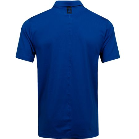 Golf undefined TW Vapor Stripe Block Polo Gym Blue/Pure Platinum made by Nike Golf