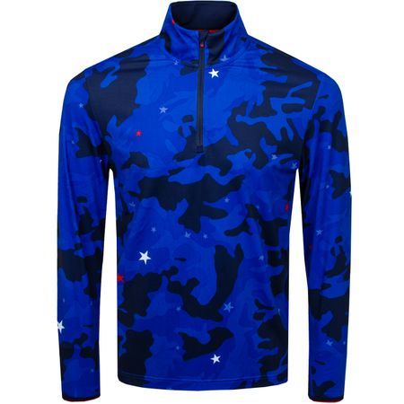 Golf undefined x Justin Thomas HZ Stretch Jersey Star Camo Print - AW19 made by Polo Ralph Lauren