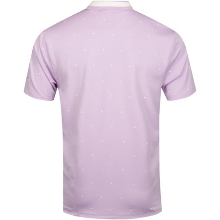 Golf undefined Dry Vapor Print Polo Lilac Mist made by Nike Golf